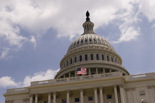 U.S. Capitol Building, Capitol Hill, Washington, D.C.