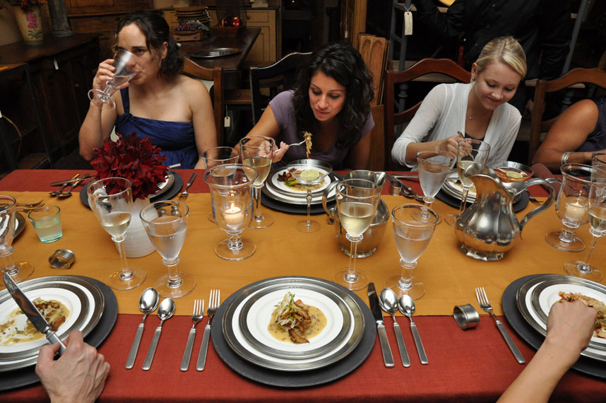 The Anatomy of the Dinner Party