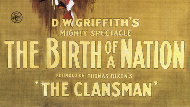 the birth of a nation by dw griffith first docu drama One of the most artistically significant and controversial motion pictures ever made, d w griffith's silent epic the birth of a nation was a massive commercial success at the time of its.