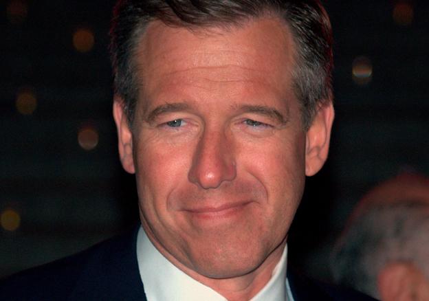 Brian Williams has anchored NBC Nightly News since 2004.