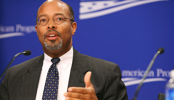 Former Maryland State Attorney Glenn Ivey at a Center for American Progress event in 2007.
