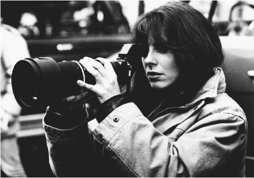 Academy Award-winning filmmaker Kathryn Bigelow.