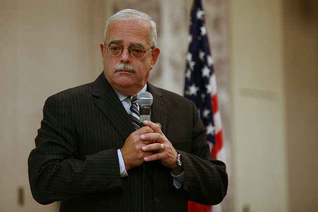 Rep. Gerry Connolly of Virginia's 11th district in 2010.