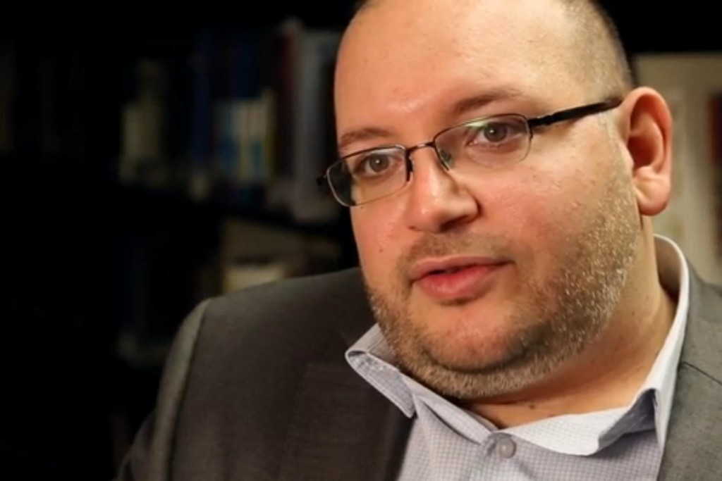 Washington Post journalist Jason Rezaian.