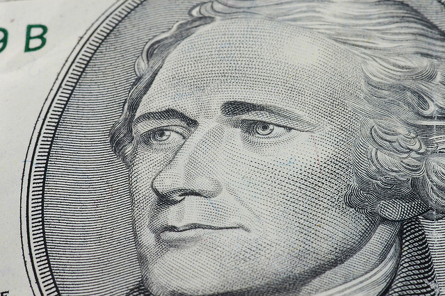 Come 2020, Alexander Hamilton's face will be replaced by a woman's on the $10 bill.
