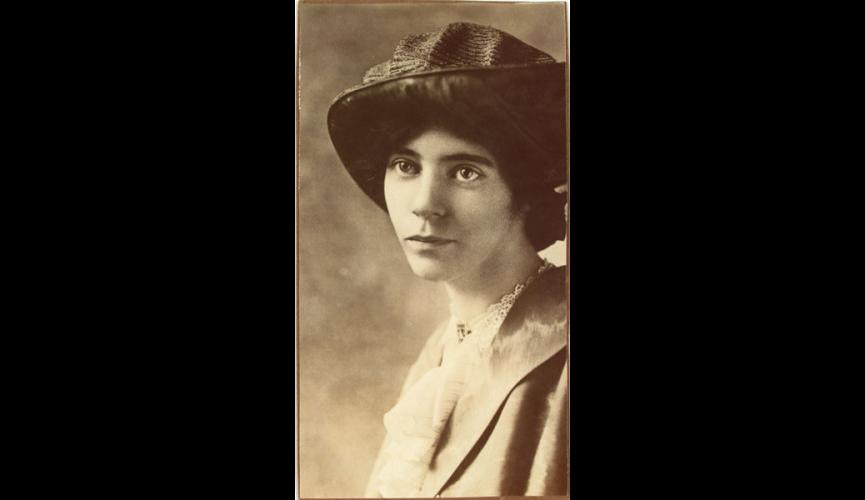 Alice Paul – 1914- First and Only Chairman – Congressional Union