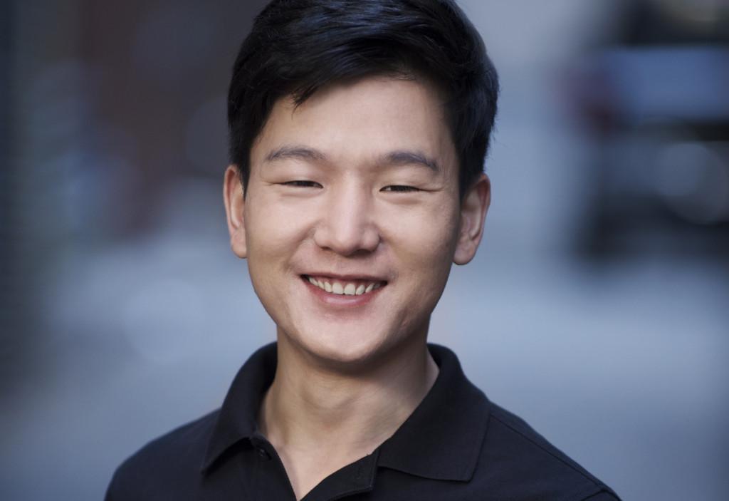 Author Joseph Kim