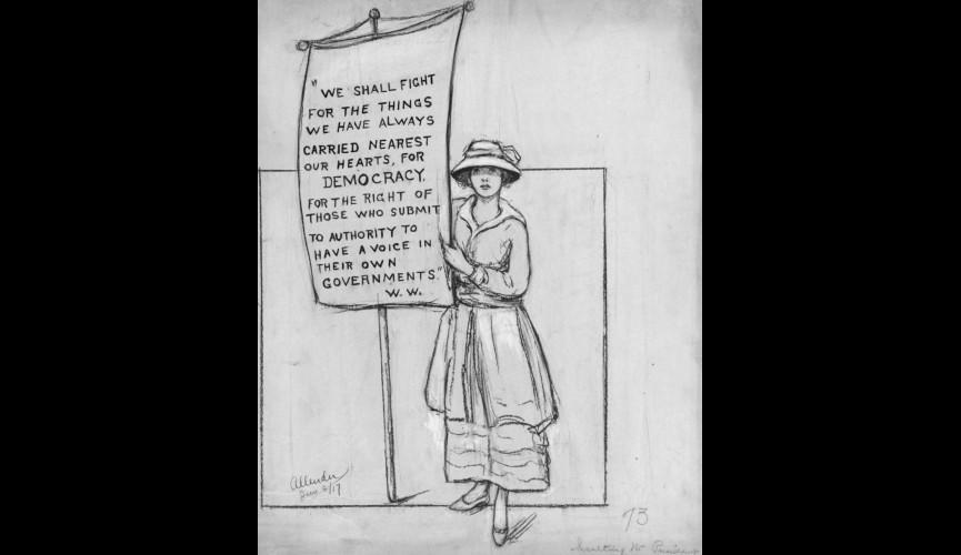 Allendar Cartoon #73 –Insulting the President