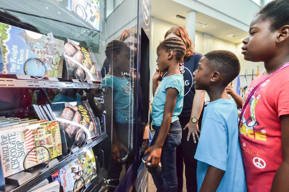 Kids in Southeast D.C. review their options.
