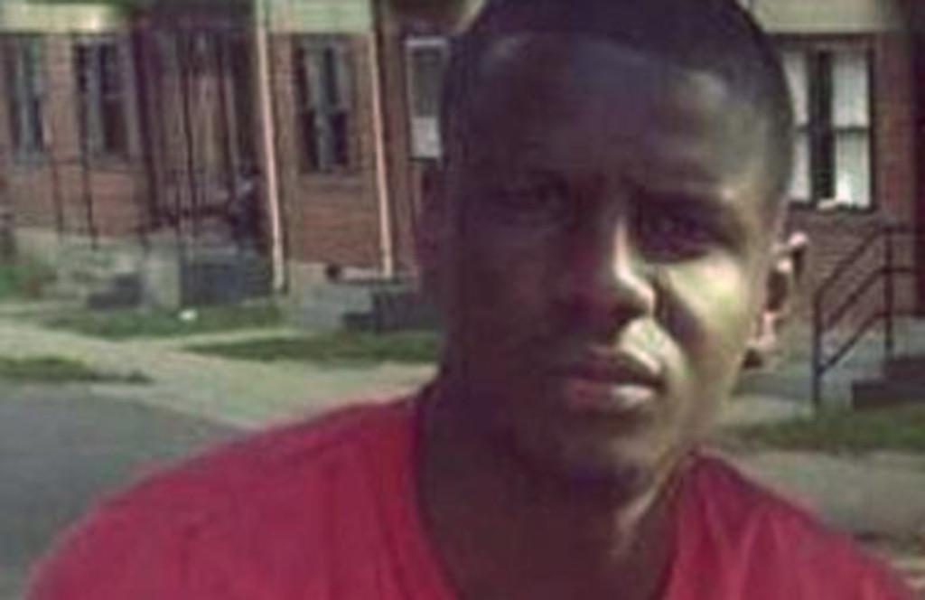 Freddie Gray, who died in police custody in April, 2015.