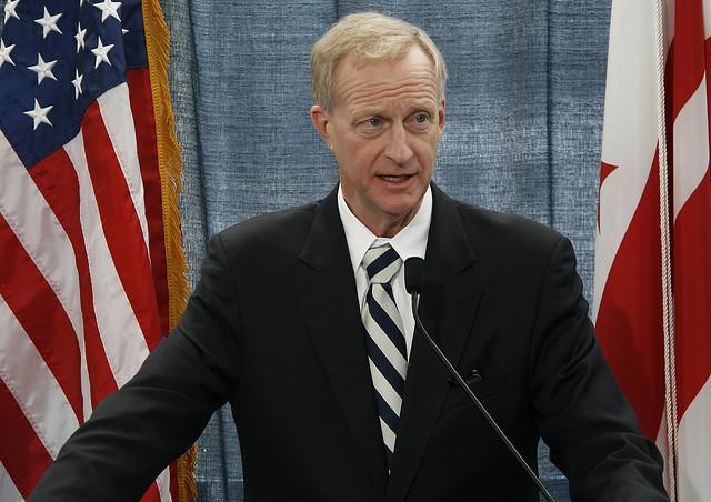 Council member Jack Evans.