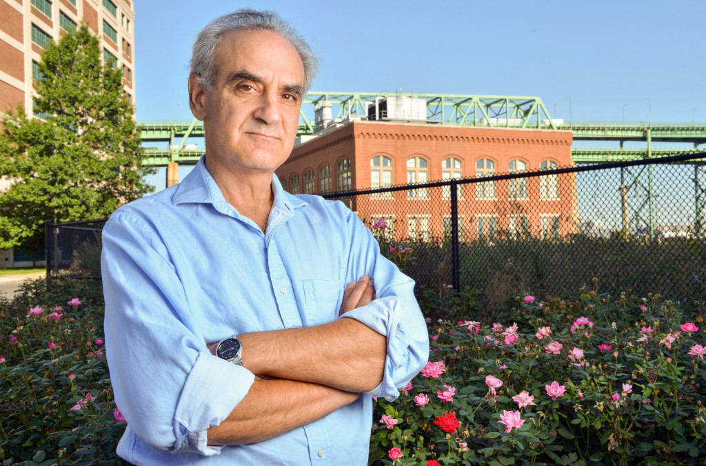 Gary Cohen, Co-Founder and President Health Care Without Harm at The Spaulding Rehabilitation Hospital in Charleston, Massachusetts, one of the first hospitals built embracing Cohen's advocacy of self-sustaining, environmentally responsible healthcare networks.