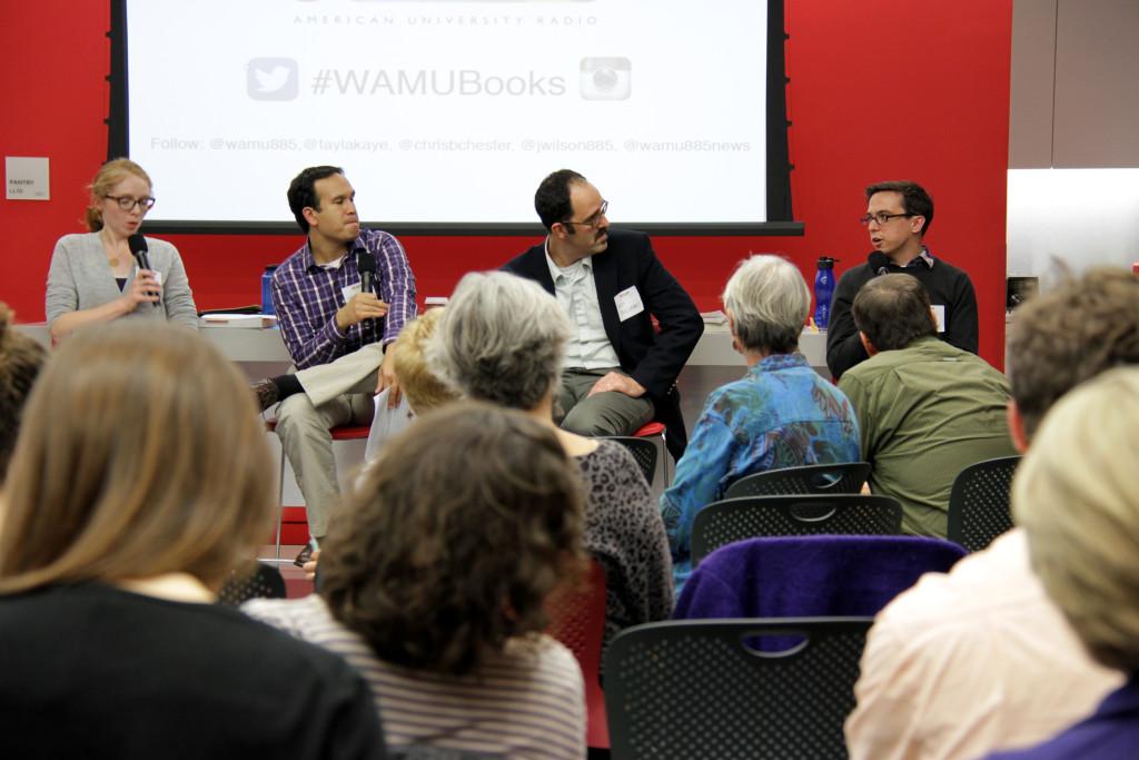 """WAMU's book club discussed """"Fates And Furies"""" in November."""