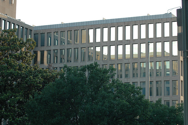 The Office Of Personnel Management building.