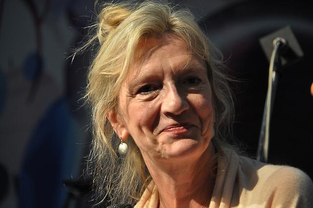 Author Elizabeth Strout