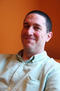 Author and New Hampshire Public Radio host Brady Carlson.