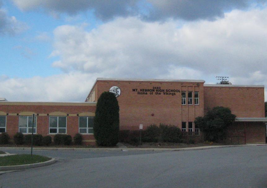 Mt. Hebron High School