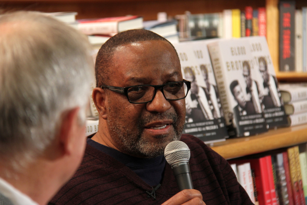 """Kojo Nnamdi in conversation with writer Randy Roberts about the book he co-authored, """"Blood Brothers."""""""