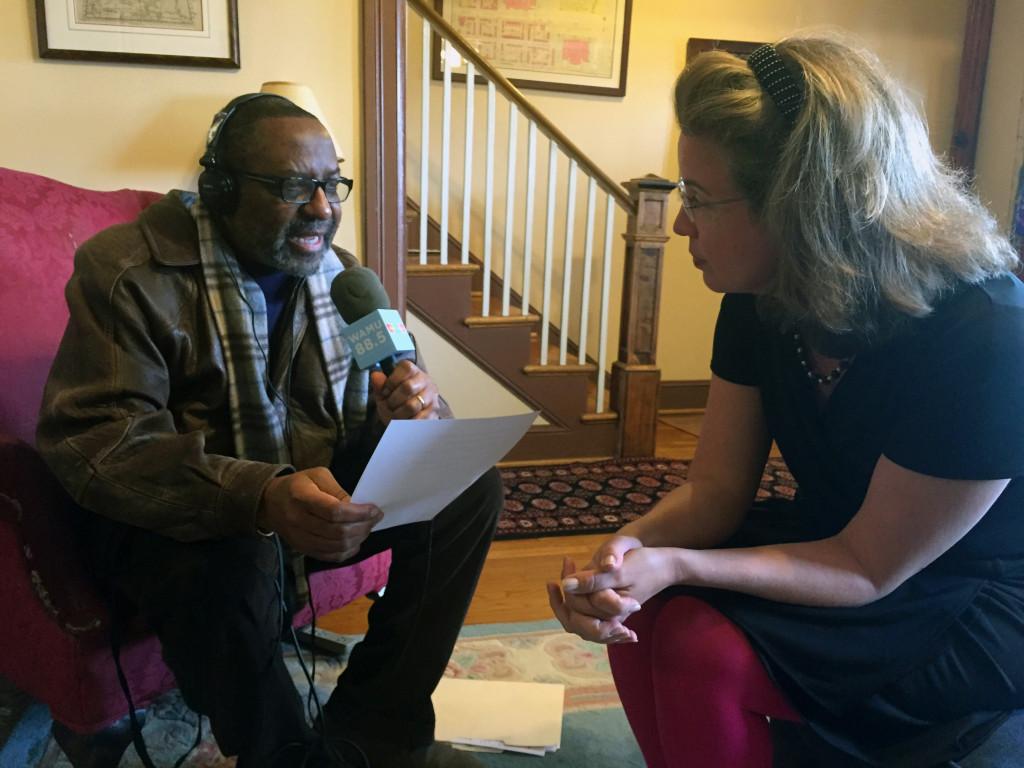 Kojo Nnamdi interviews advisory neighborhood commissioner Denise Rucker Krepp.