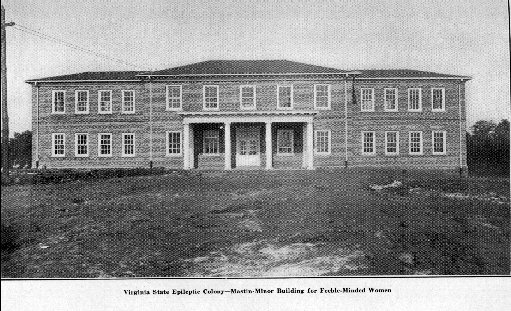 Virginia State Colony for Epileptics and Feebleminded