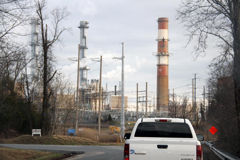 After nearly a half century of burning coal to power Northern Virginia, Dominion's Possum Point power plant converted to natural gas in 2003. But the coal ash still remains.