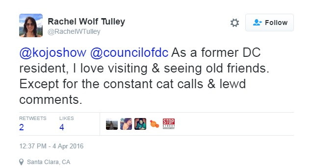 Rachel Tulley tweet