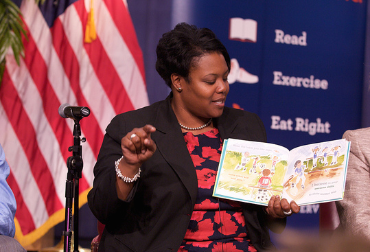 D.C. Public Schools Chancellor Kaya Henderson