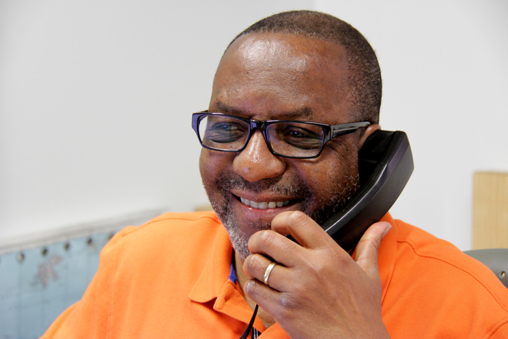 Hello? Kojo's on the line for you.