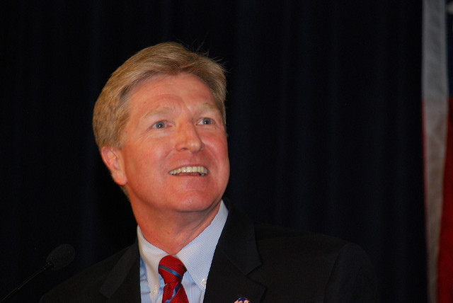 Virginia Democratic Party's Chair Brian Moran in 2009.