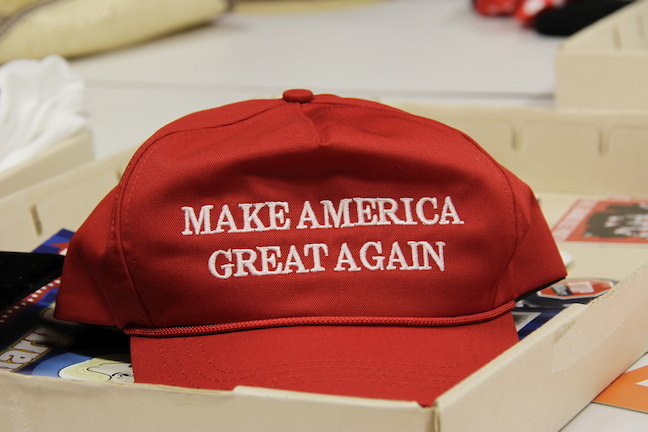 The hat of the year.