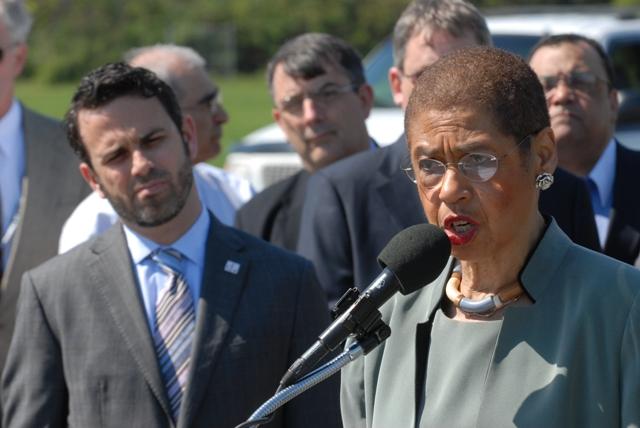 U.S. Rep. Eleanor Holmes Norton (D-D.C.)