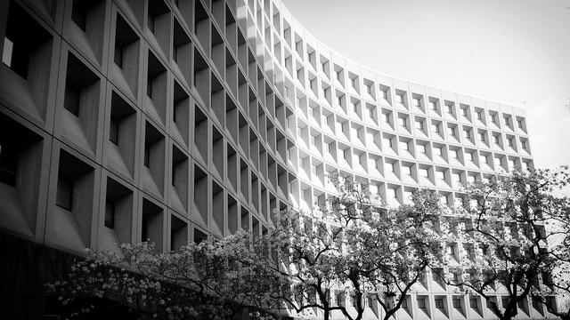 Brutalism in D.C.