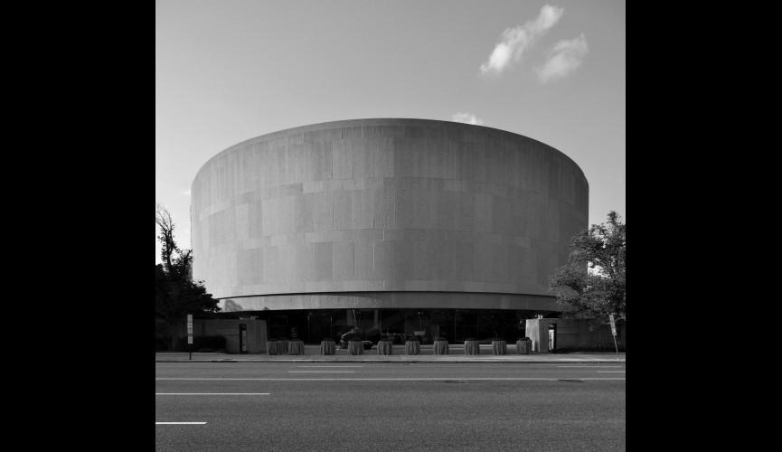 The Smithsonian's Hirshhorn Museum and Sculpture Garden