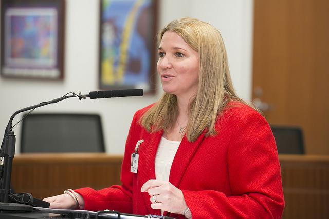 Howard County Superintendent Renee Foose