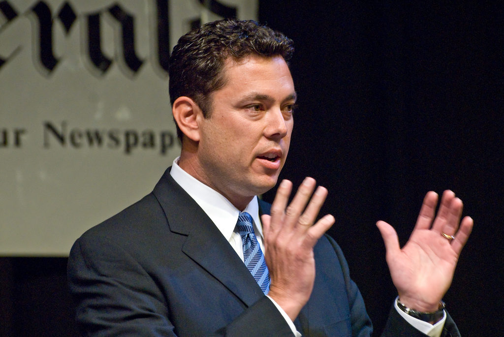 U.S. Rep. Jason Chaffetz - Chairman of the House Committee on Oversight and Government Reform