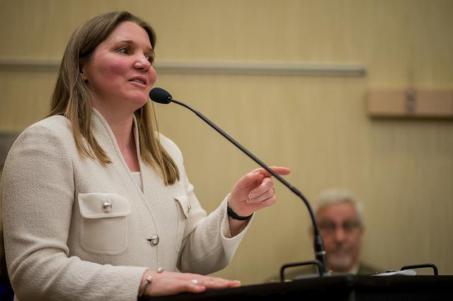 Howard County Schools Superintendent Renee Foose.