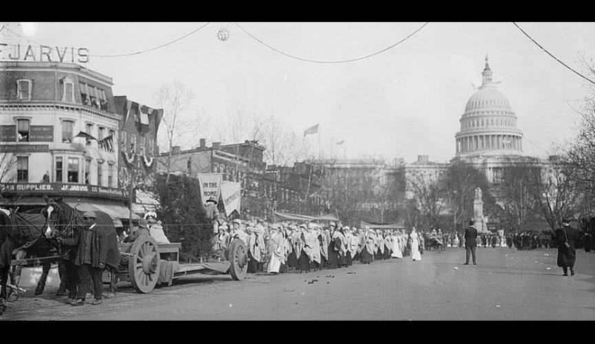 Womens-Suffergist-Parade
