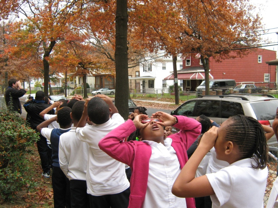 Students from Paul Public Charter School in Washington, D.C.