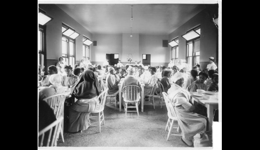 African-American-dining-hall
