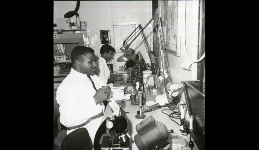 Lab-technicians