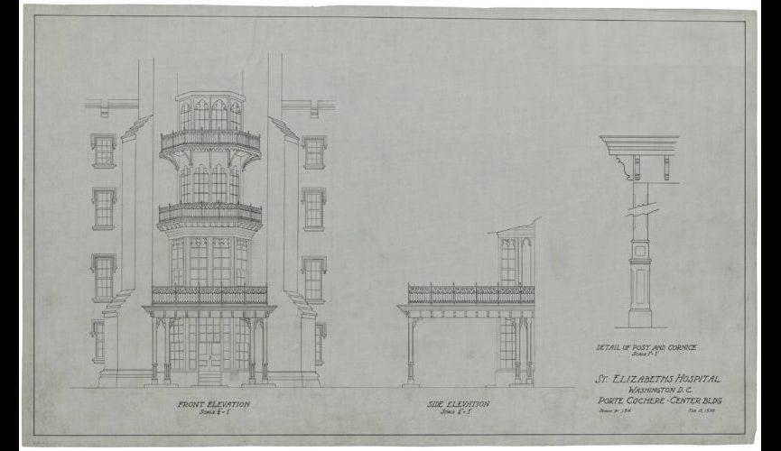 Porte-Cochere-elevation