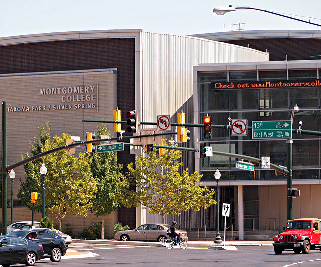 Montgomery College's Takoma Park / Silver Spring Campus