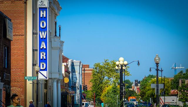 The Howard Theater, Washington, D.C.