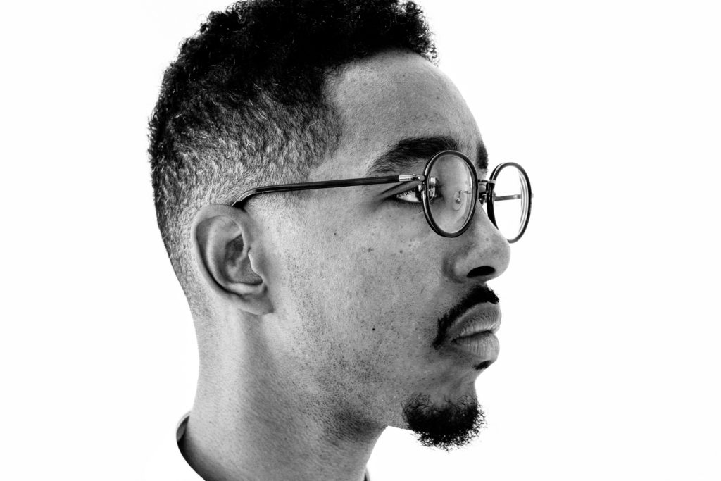 "Rapper Oddisee released his latest album, ""The Iceberg,"" in early 2017."