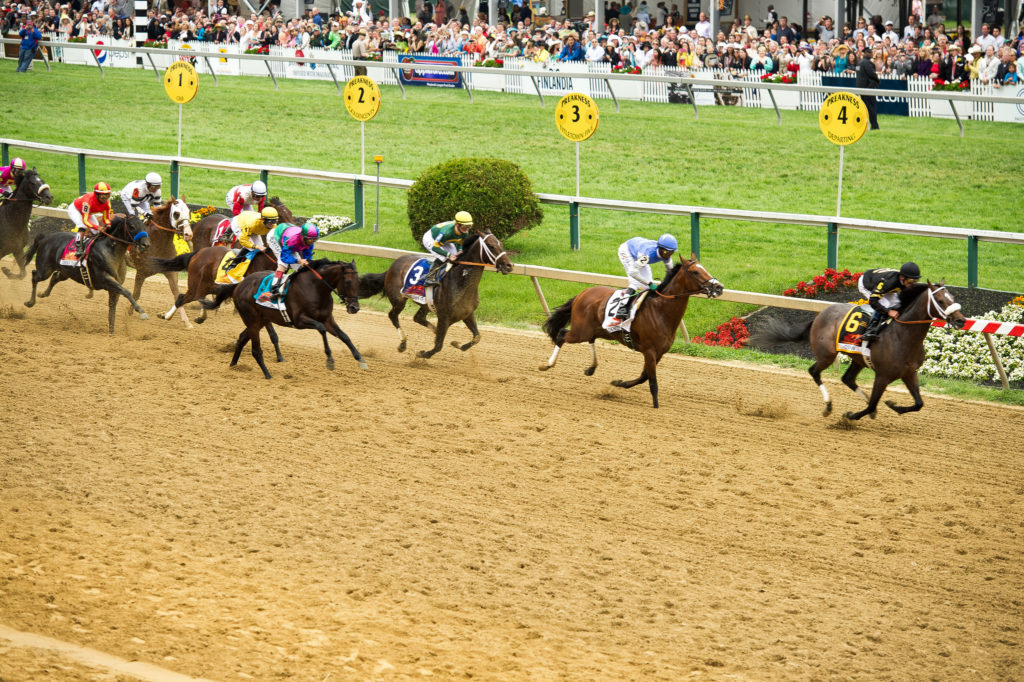 The 138th Annual Preakness. The Preakness Stakes could be moving to a nearby Maryland suburb.