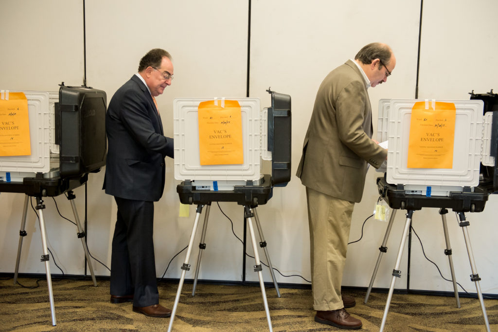 Virginia's voters are readying to vote in the upcoming gubernatorial primaries on June 13.