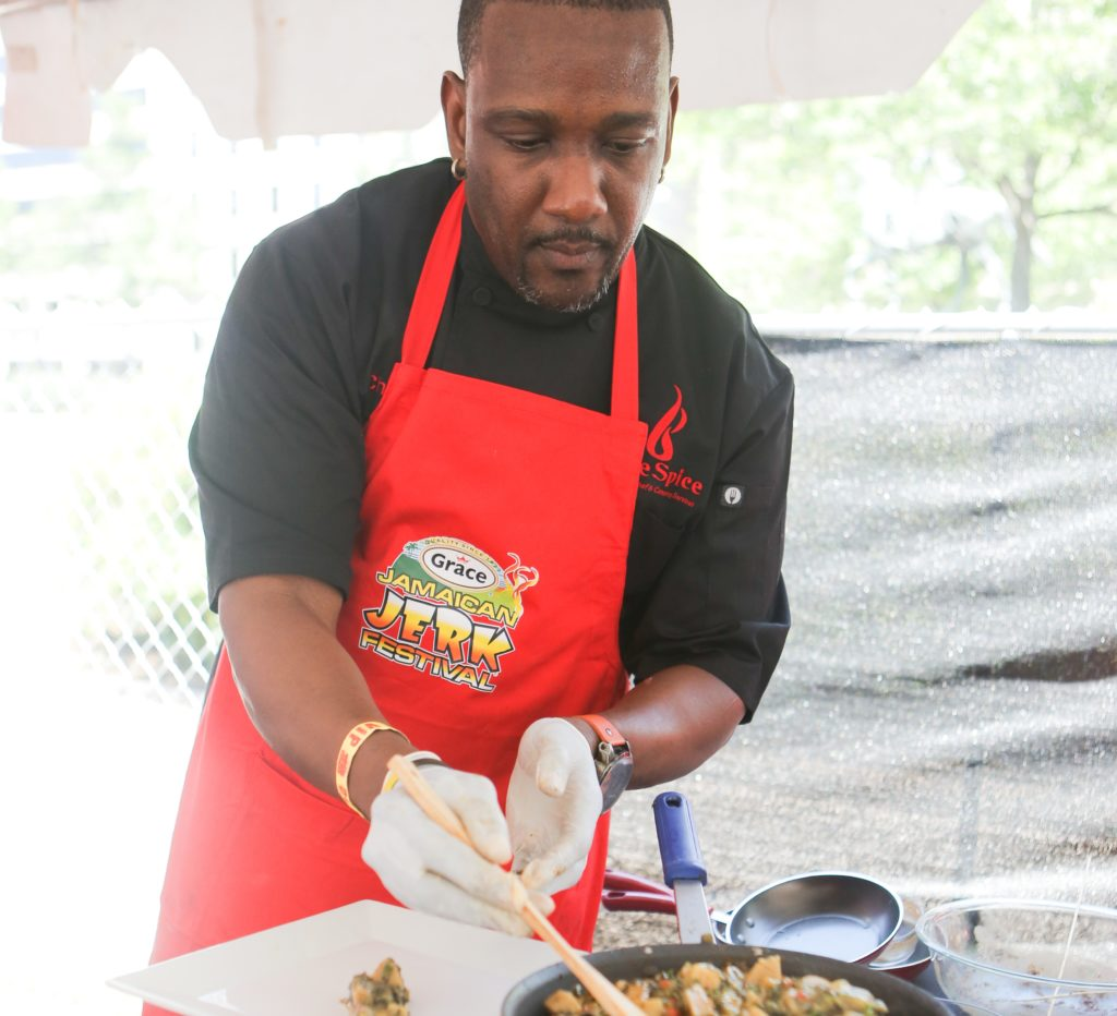 Caribbean cuisine will be featured at the upcoming Jamaican Jerk Festival.