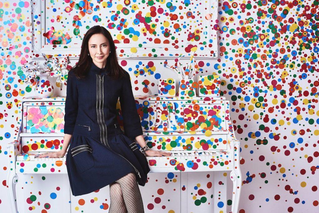 Melissa Chiu, director of the Hirshhorn Museum and Sculpture Garden.