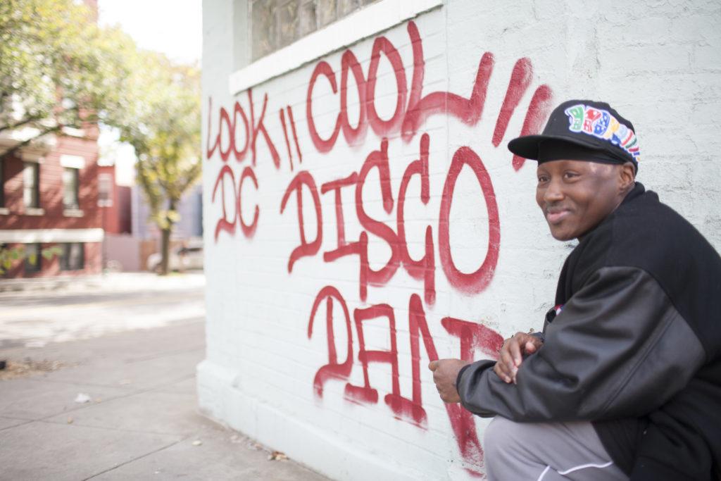 """Danny Hogg, AKA Cool """"Disco"""" Dan"""