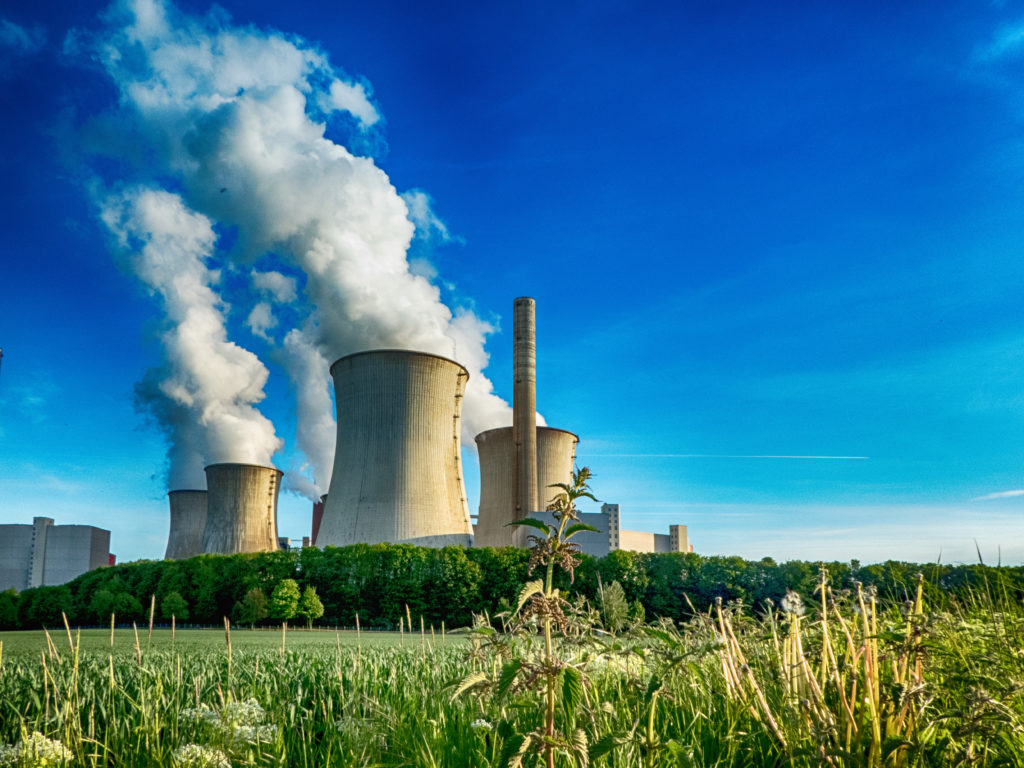 Out-of-state power plants emit pollution that ends up in local airspace.